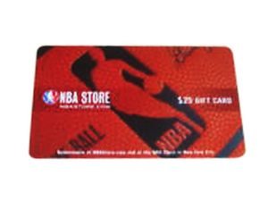 Free NBA Gift Cards