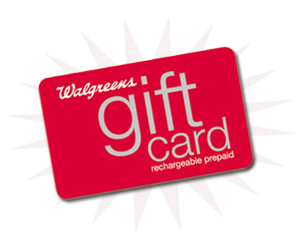 Free Walgreens Gift Cards