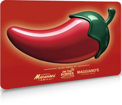 Free Chili`s Gift Cards